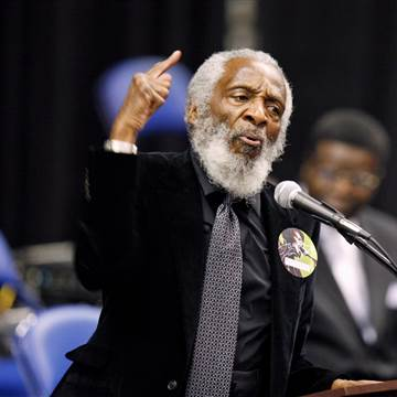 Remembered In Perfection Dick Gregory
