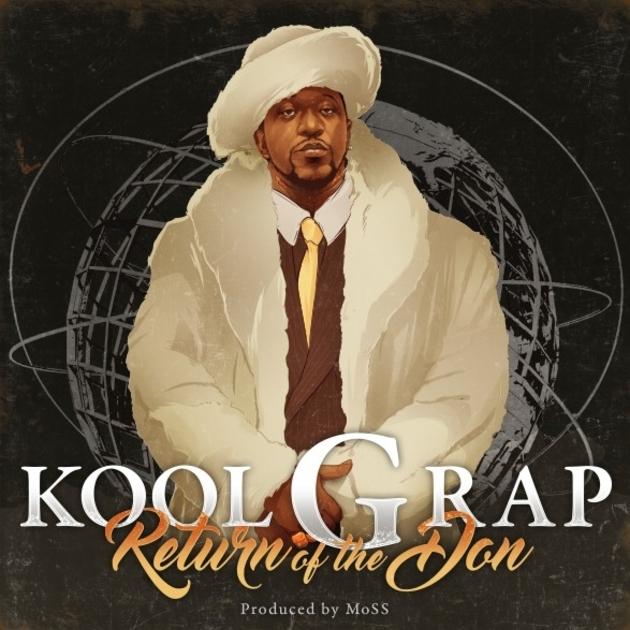 KOOL G RAP - RETURN OF THE DON LP Review
