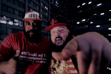 """William Cooper ft Sean Price & Stoneface """"Holy Mountain"""" Produced by BP (Official Video)"""