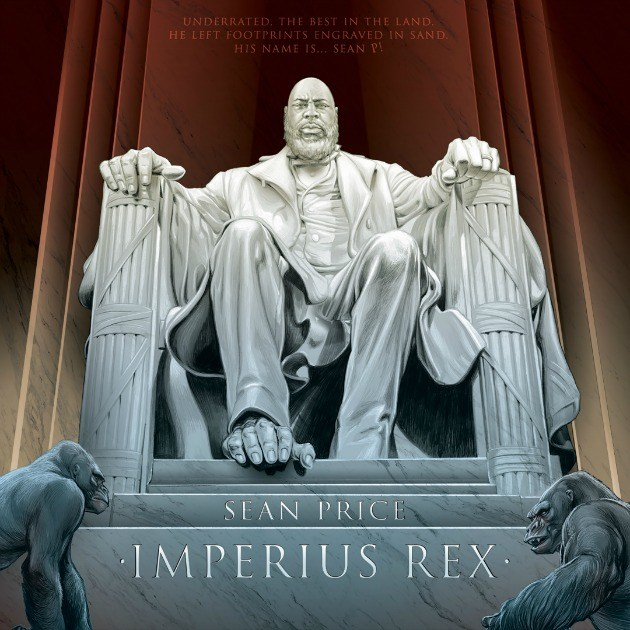 SEAN PRICE – IMPERIUS REX LP Inter-Review