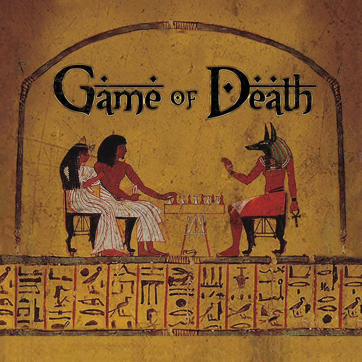 GENSU DEAN & WISE INTELLIGENT - GAME OF DEATH LP Review