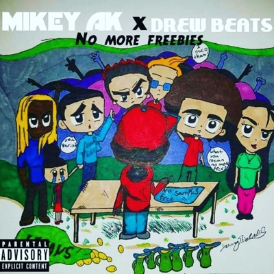 #ScienceOnMusicSERIES: MIKEY AK - NO MORE FREEBIES Mixtape Review