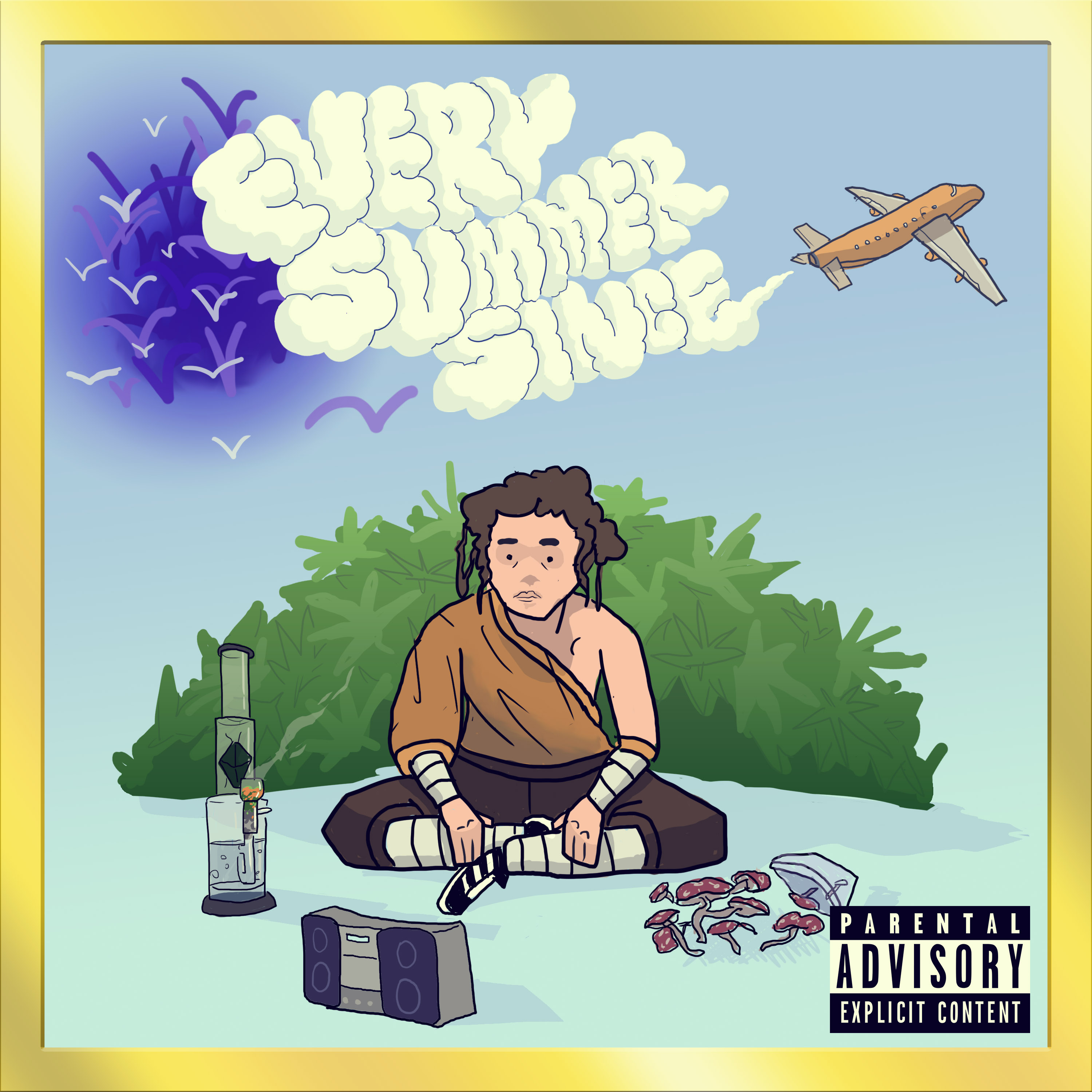 #ScienceOnMusicSERIES: MAXX THE MUFFIN MAN - Every Summer Since Mixtape Review