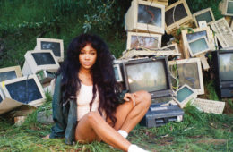 SZA - CTRL LP Review