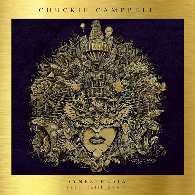 """#SCIENCEONMUSICSERIES FEATURING : CHUCKIE CAMPBELL - """"SYNESTHESIA (REMIX)"""" SINGLE"""