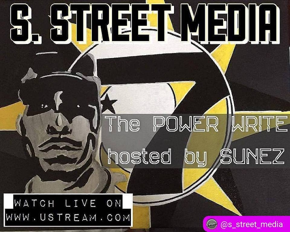 THE POWER WRITE SHOW, Hosted by SUNEZ, Episodes #6-10