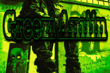 GREEZI AMIIN - SOYLENT GREEN LP Review