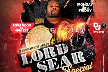 Sunez interview on Shade 45 Sirius XM Radio's The Lord Sear Special Part 1 of 2