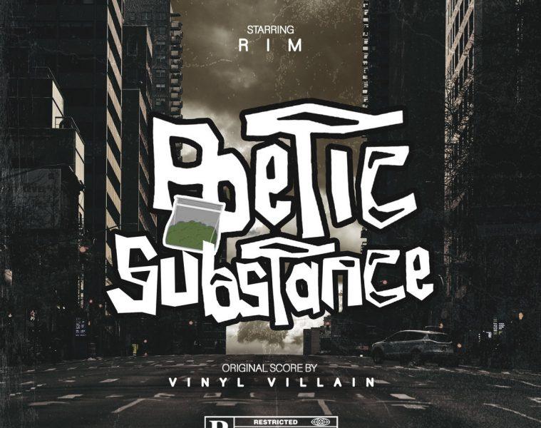 VINYL VILLAIN Starring RIM - Poetic Substance LP Review